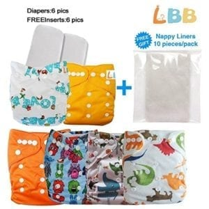 LBB diapers