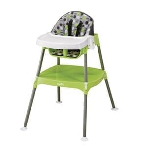 converible high chair