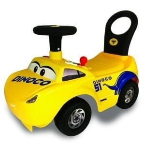 cars cruz ride on toy