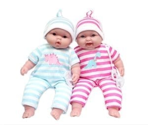 twin dolls for preschoolers
