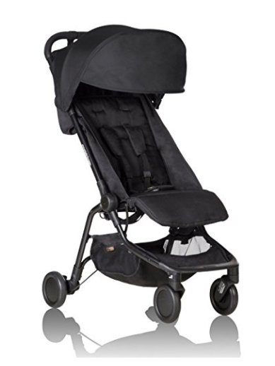 black Mountain Buggy Nano Stroller for baby