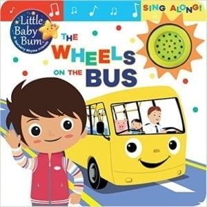 Little Baby Bum musical book