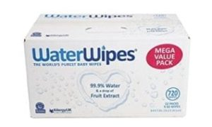 waterwipes pure baby wipes