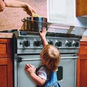 stove guard for children