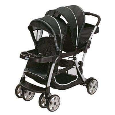 graco twin stroller