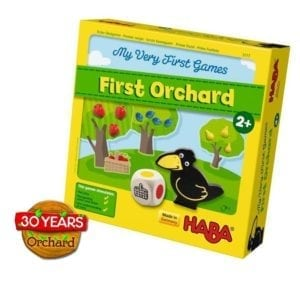 first orchard board game