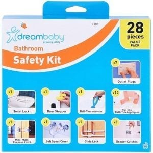 baby bathroom safety kit