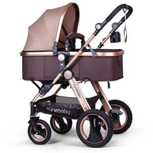 convertible stroller for newborn to toddler