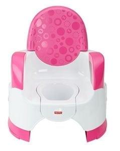 heigh adjustable potty seat