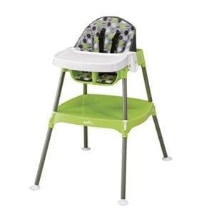 converible high chair