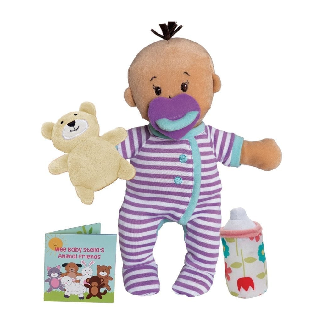 plush doll for toddlers