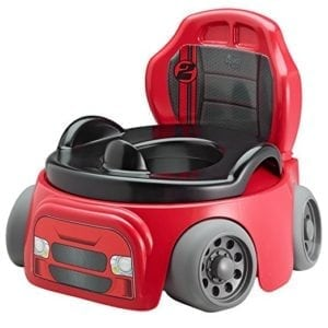 racecar potty