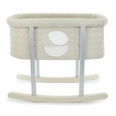 cradle with rocking stand