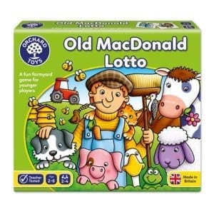 toddler lotto board game