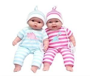 twin dolls for preschoolers
