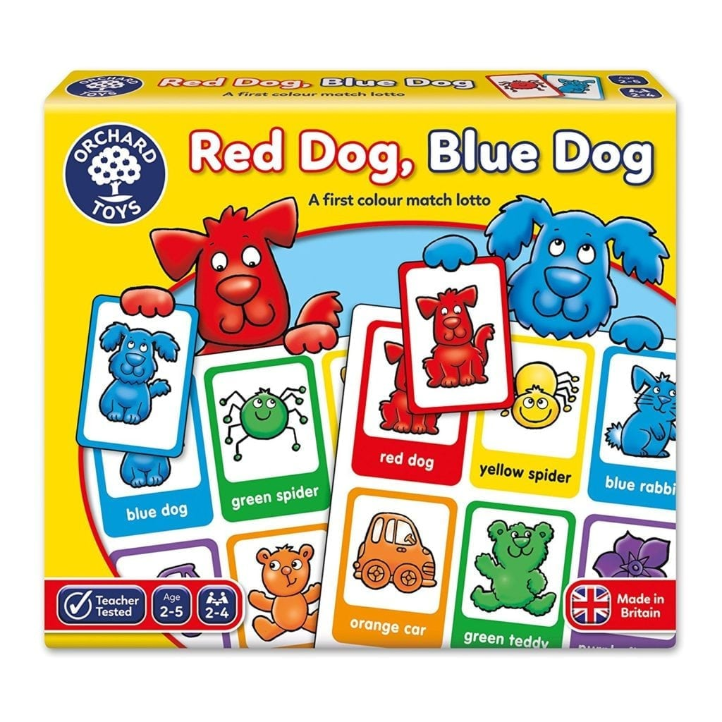orchard toys toddler board game