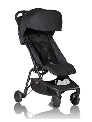 black Mountain Buggy Nano Stroller for baby