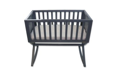 Green Frog Allegro Cradle style bassinet