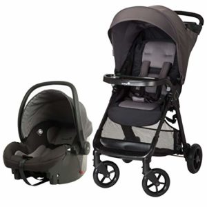 safety 1st smooth ride stoller with car seat