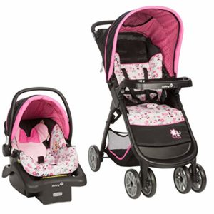 minnie mouse travel system