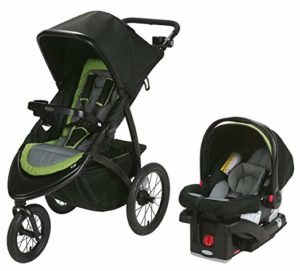 graco jogging travel system