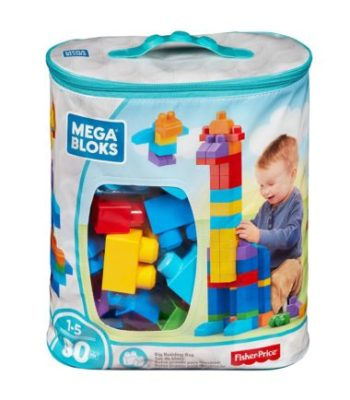 1 Mega Bloks Big Building Bag