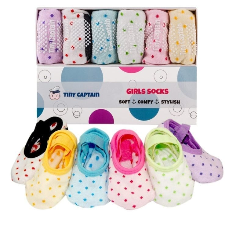 Girl Baby Socks Gift set