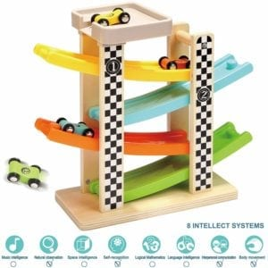 car ramp toy