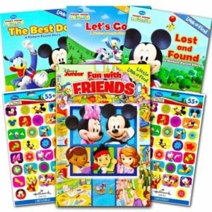 Mickey Mouse sticker collection