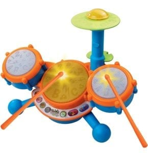 toddler electronic drum set