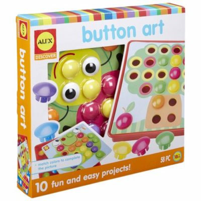 art playset button kit