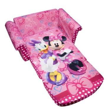 Minnie mouse pink chair