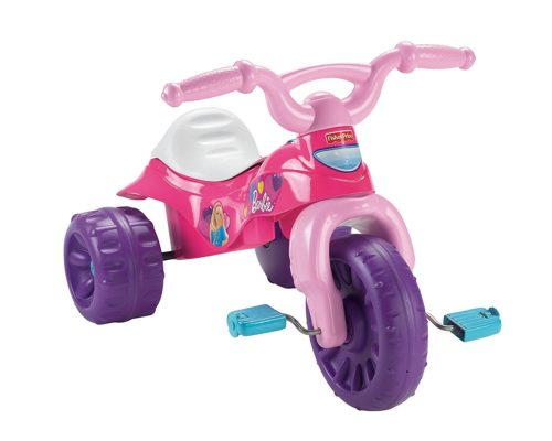 Barbie styling trike for toddlers, pink