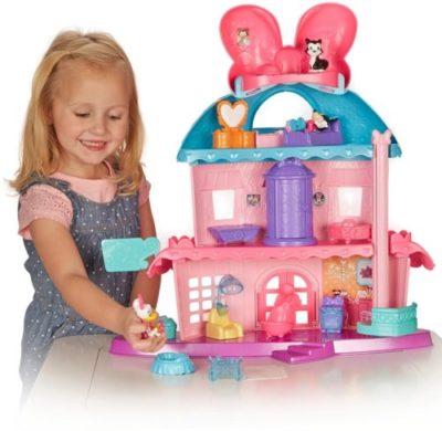 minnie mouse Dollhouse playset