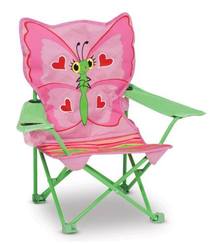 pink Bella Butterfly chair
