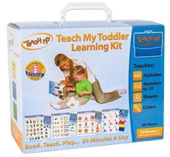 Toddler learning kit boxset