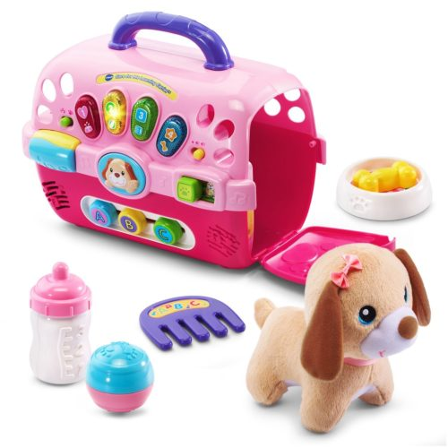 The Care For Me Learning Carrier Is A Fun Toy 2 Year Old Girls Who Love Animals Toddlers Can Learn About Colors And Numbers Using This Educational