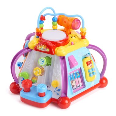 Educational Game Play Center Lights and Sounds, Toy