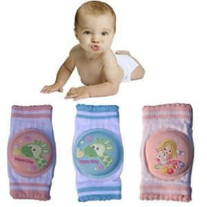 3 pack baby knee pads