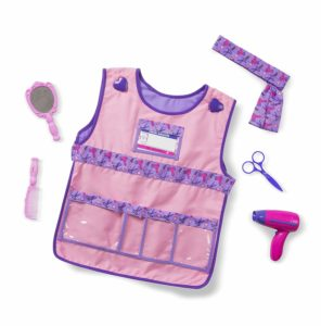 toddler girl hairdresser dressing up costume