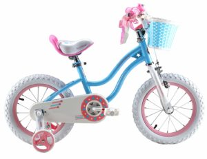 12 inch girls bike with training wheels