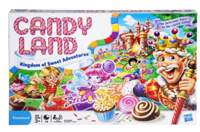 The World of Sweets board Game