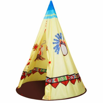 Indian Teepee Playhouse For Children