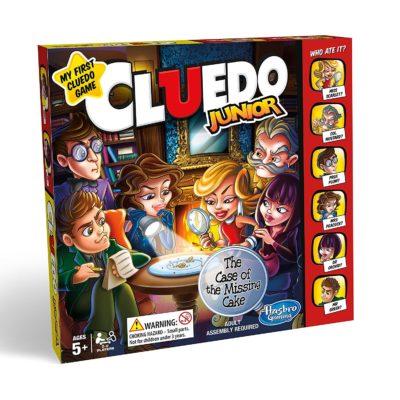 Cluedo Junior Game boxset