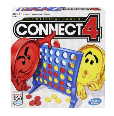 Connect 4 game box set