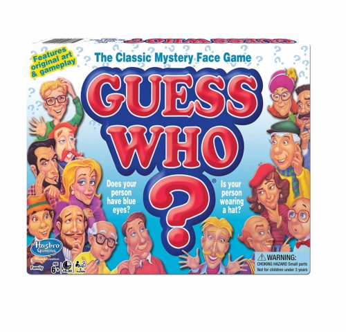 Guess Who Game board game boxset