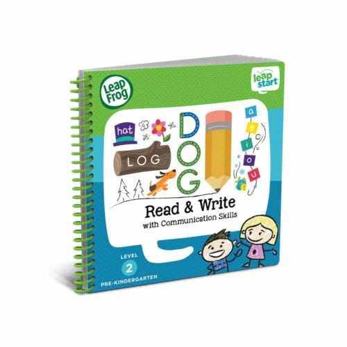 early reading, writing and communication skills book - green