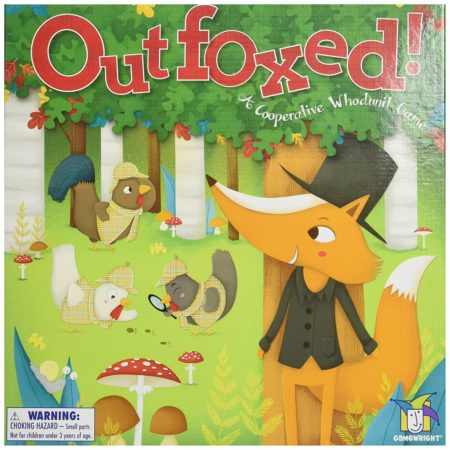 Outfoxed board game boxset
