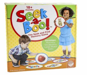 Seek-a-Boo boxset game