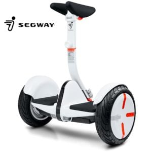 White Smart Self Balancing Personal Transporter hoverboard